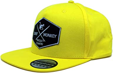 Dressed In Music Gorra Morada Tipo Rapero - Surf Monkey - Visera ...