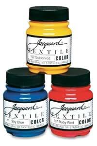 Jacquard Textile Paint 8 Oz Apple Green