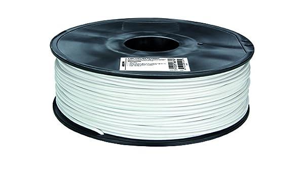 Velleman Filament ABS3W1 ABS Kunststoff 3 mm Weiß Blanco 1 kg ...