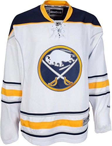 NHL Buffalo Sabres Premier Jersey, White – DiZiSports Store