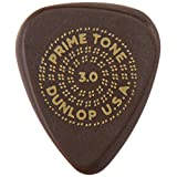 Dunlop Primetone Standard 3.0mm Sculpted Plectra (Smooth) - 3 Pack