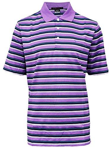 (ナイキ ゴルフ) NIKE GOLF メンズ トップス 半袖 ボーダー ポロシャツ タイガー ウッズ コレクション 402329