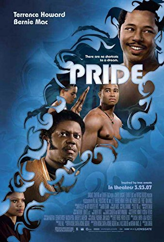 Howard Graphic Wall - Pride Poster Movie 27x40 Terrence Howard Bernie Mac Michele Adams