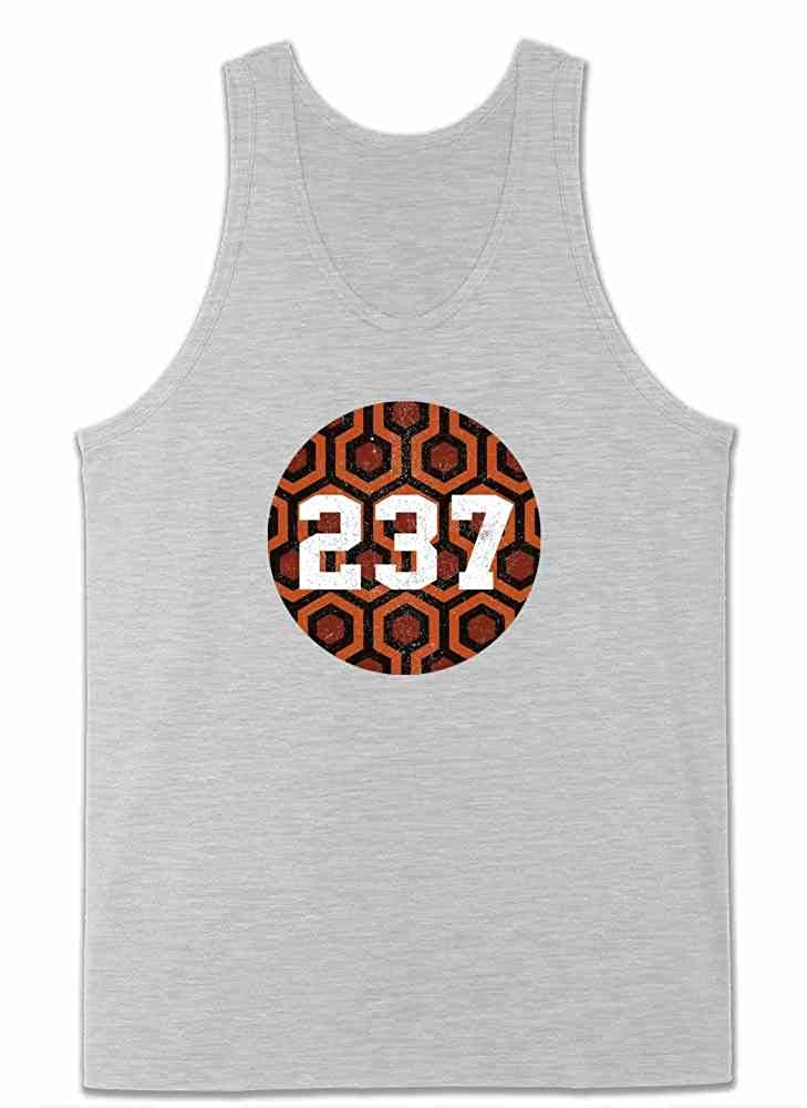 Pop Threads Room 237 Overlook Hotel Mens Tank Top