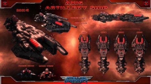 Stellar Impact: Artillery Ship 2012 pc game Img-2