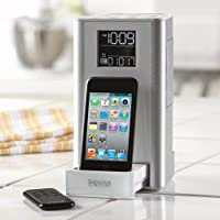 iHome iP39WZC Kitchen Timer & Alarm Clock Radio for iPod & iPhone (White)