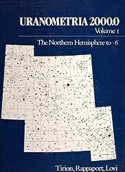 Uranometria 2000.0 Volume 1 - The Northern Hemisphere to Minus 6 Degrees