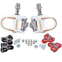 Road SPD SL Pedals Quick Release Self-locking MTB SPD Clipless Pedals Road Bike Pedals Bicycle Pedals