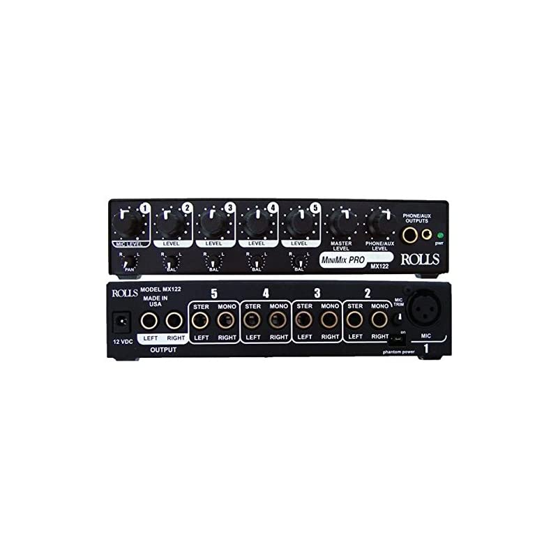 rolls-mx122-minimix-pro-mic-source