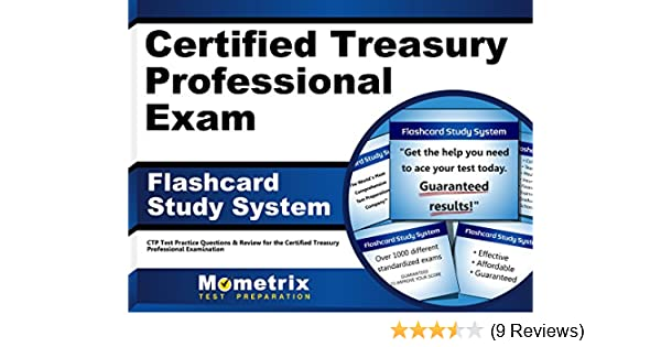 Strength Training Exam Weightlifting Flashcards Quizlet >> Certified Treasury Professional Exam Flashcard Study System Ctp