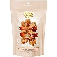 J.C.'S QUALITY FOODS Maple Coconut Almonds, 170 g