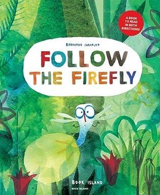 book cover of Follow the Firefly / Run, Rabbit, Run