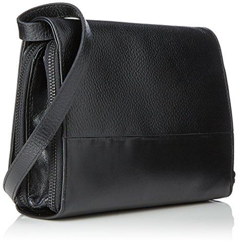 Black Eve RepubliQ Royal Cross Women's Body Bag Raf Caviar T8xtq