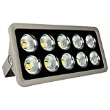 Morsen Ultral Bright 500W Led Floodlight Warm White 10 COB Chip Lighting Fixture For Outdoor Security Light Commercial Lamp 85-265V Waterproof