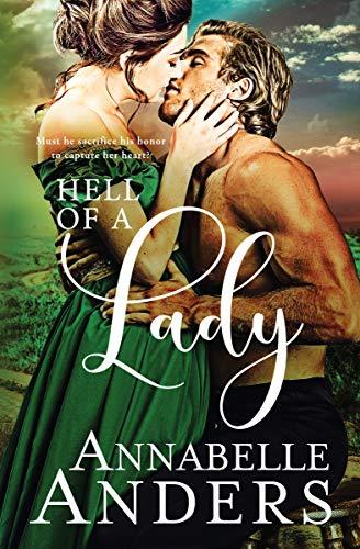 Hell of A Lady: Regency Romance (Devilish Debutantes Book 4)