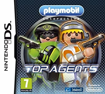 Playmobil Top Agents (Nintendo DS) by pqube: Amazon.es ...