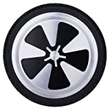 """HoverFixer® 350W Power Motor Wheel & Tire 6.5"""" inch, Fix your not working Motor - Replacement Part for Electric Self Balance Scooter, Easy DIY Repair"""