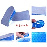 Heel Support Pad Cup Gel Silicone Shock Chion Orthotic Insole Plantar Care