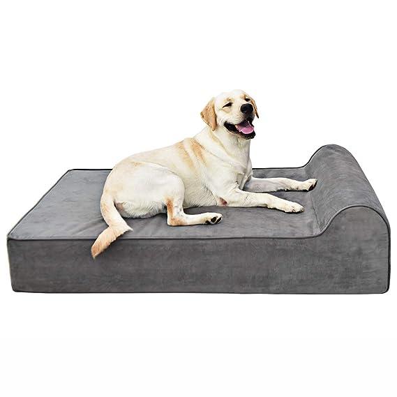 Amazon.com: Wisita - Sofá ortopédico grande para perro ...