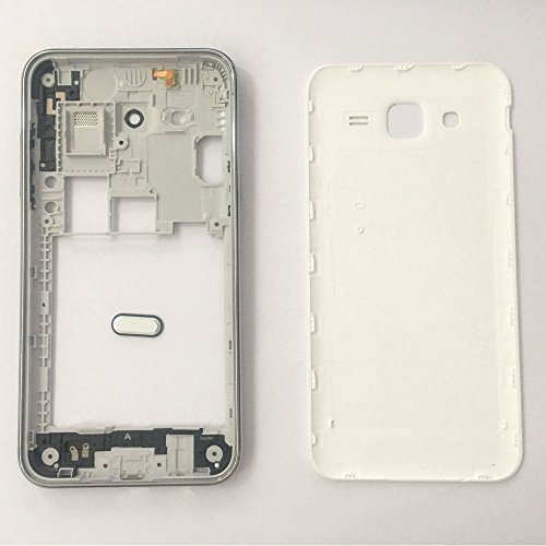 White front Cover +back Cover Housing Cover Case Replacement