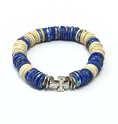 Amazon.com: Stretch Bracelet for Women Men's Beaded