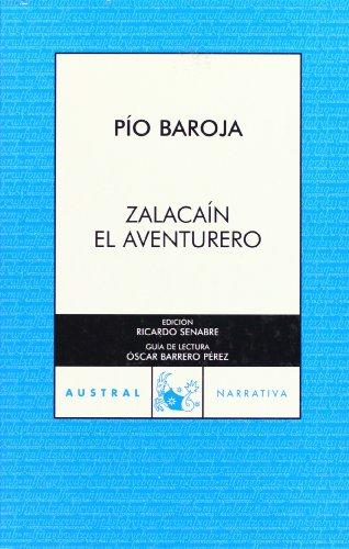 Zalacain el aventurero (Spanish Edition) - Pio Baroja
