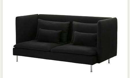 Unbekannt Ikea Soderhamn Bezug Fur 2er Sofa Mit Hohen Seitenteilen
