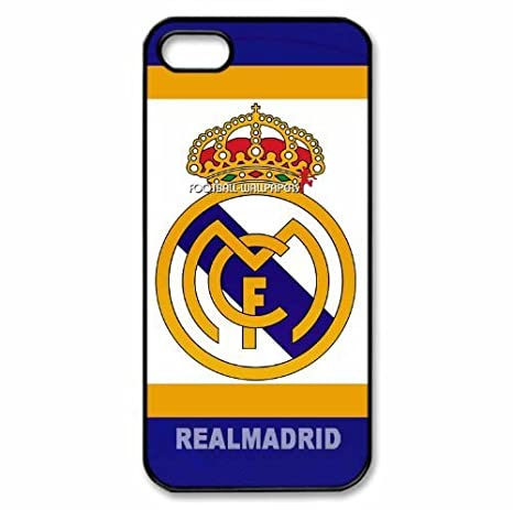 Amazon.com: iphoneipod Touch4 Covers Real Madrid carcasa ...