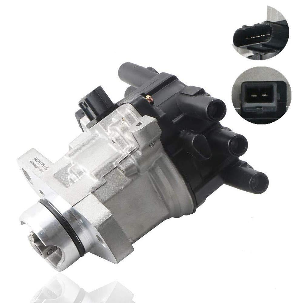 MOSTPLUS New Ignition Distributor for Cirrus Sebring Avenger Stratus Breeze 2.5L V6 SOHC