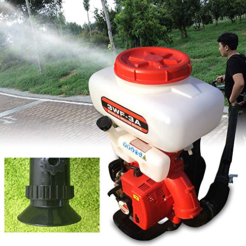 KANING Mist Duster Sprayer,2-Strock Backpack Agricultural Mist Duster Sprayer Gasoline Powered Garden Blower Machine USA Stock reviews