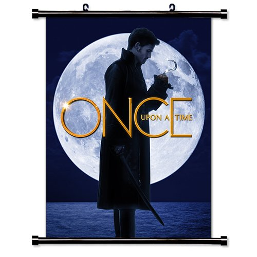 Once Upon a Time Season 3 Fabric Wall Scroll Poster  Inches