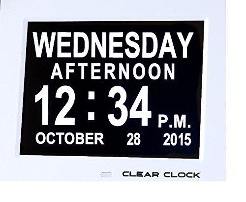 Digital Automatic Time Clock - 8