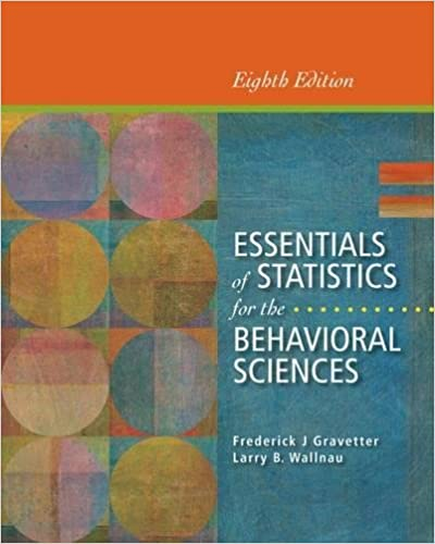 Amazon essentials of statistics for the behavioral sciences amazon essentials of statistics for the behavioral sciences 9781133956570 frederick j gravetter larry b wallnau books fandeluxe Choice Image