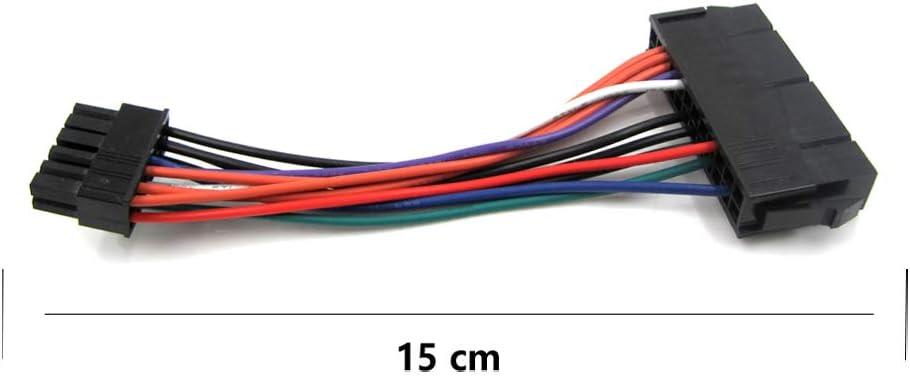 Xhwykzz Bloc dalimentation dalimentation ATX 24 broches//12 broches pour Acer 15 cm