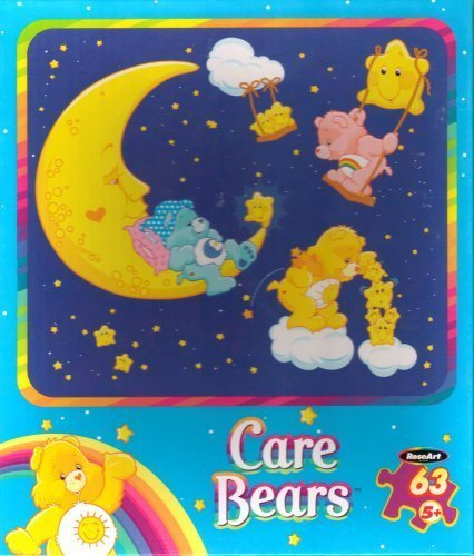 Care Bears 63-pc Puzzle ~ Sweet Dreams