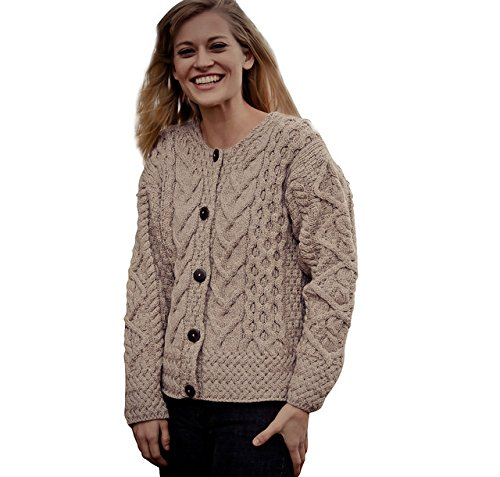 ladies-irish-merino-wool-cardigan-made-in-ireland