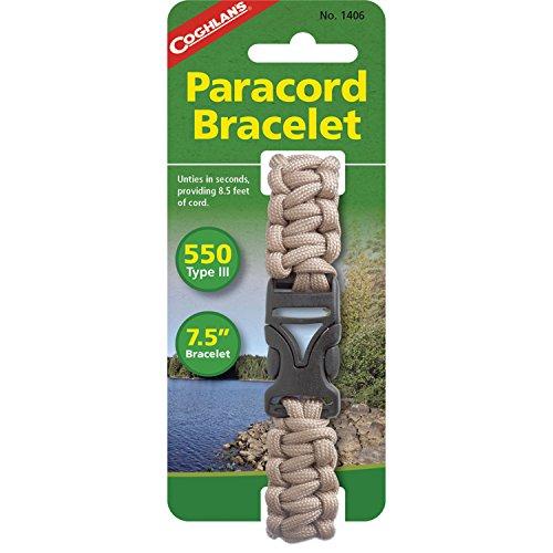 Coghlans Ltd 1406 Paracord Bracelet