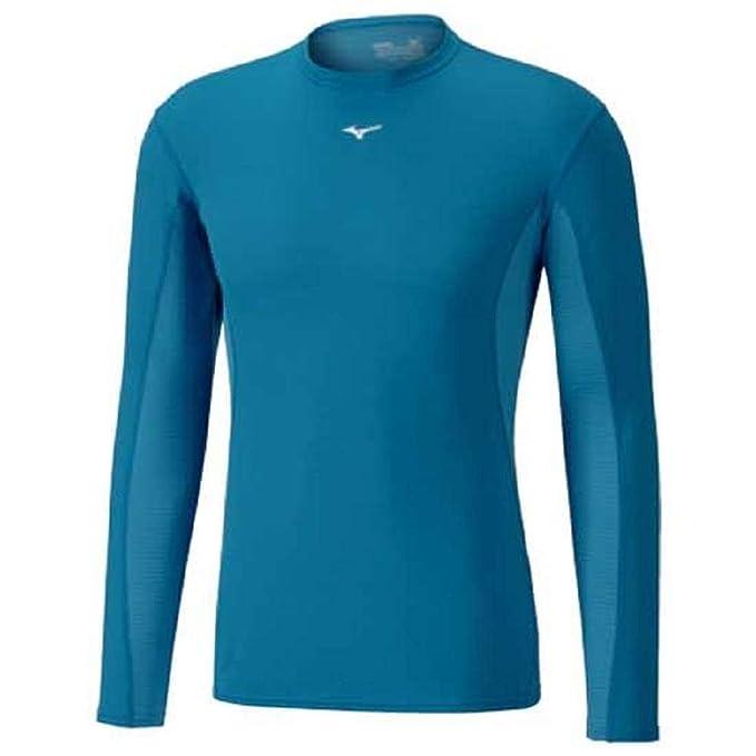 ac19d20f320 Mizuno - Camiseta térmica - para Hombre  Amazon.es  Ropa y accesorios