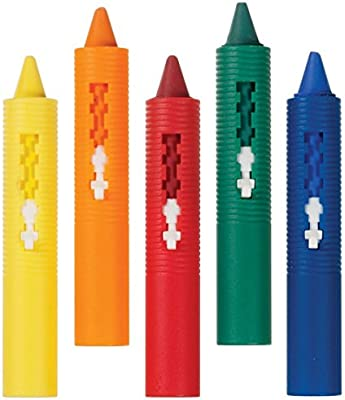 Munchkin 5 Piece Bath Crayons Set (Pack of 2)