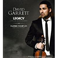 David Garrett - Legacy/Live in Baden Baden [Alemania]
