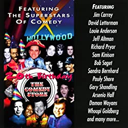 The Comedy Store 20th Birthday