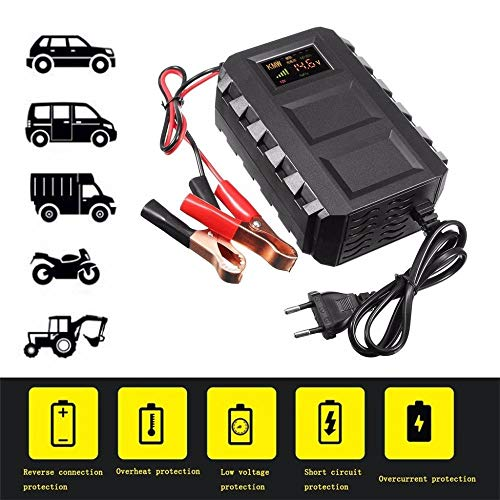 Car Battery Charger,12V 20A Smart Fast Battery Charger: Electronics