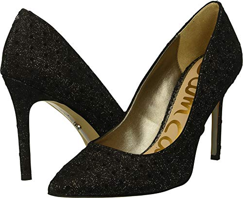 Sam Edelman Women's Hazel Pump Metallic/Multi Glitter dot 9.5 W US