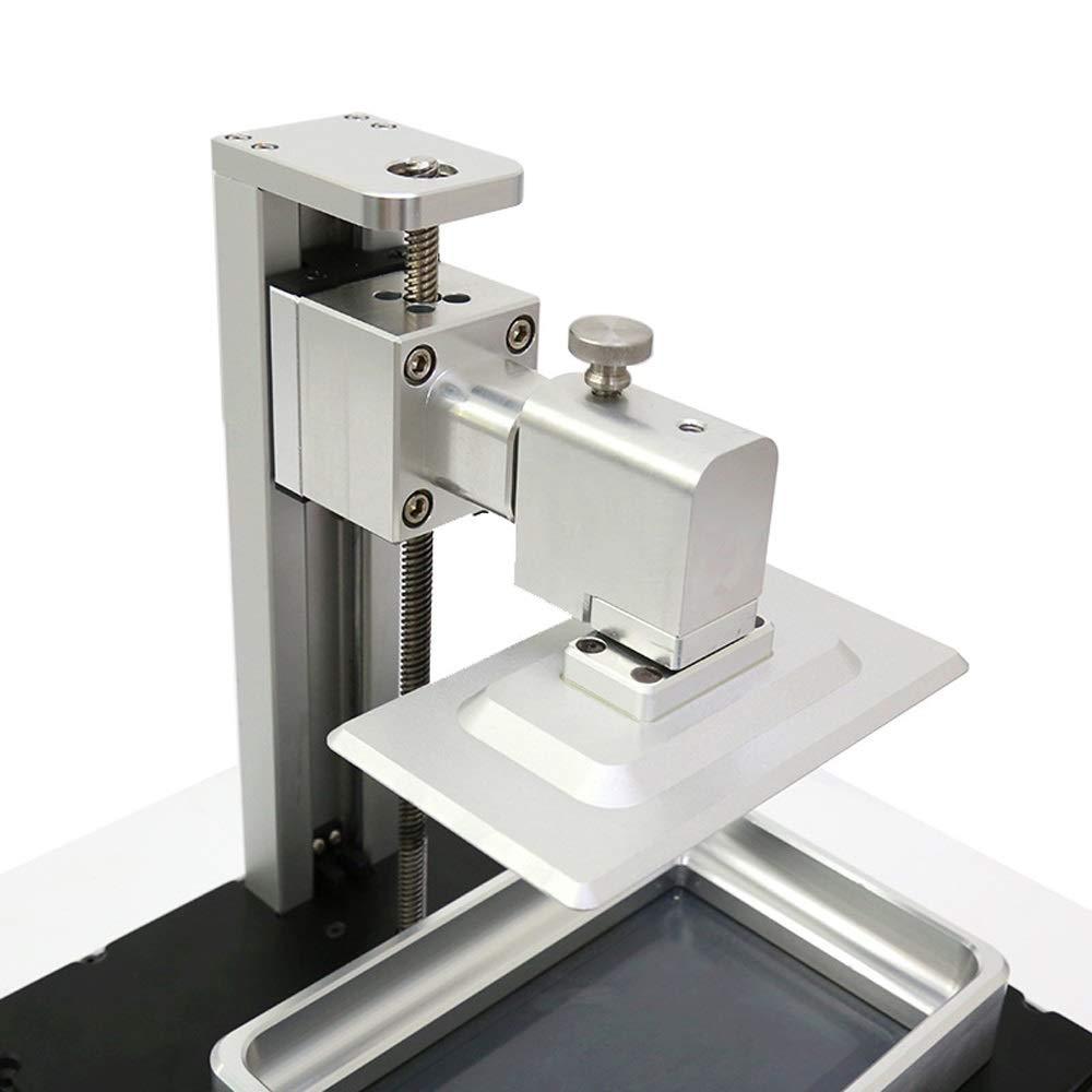 Z.L.FFLZ Impresora 3D N4 Impresora UV de Escritorio con Resina LCD ...
