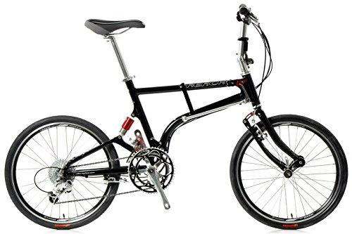 Folding Bikes REACH T20 (WHITE OR BLACK) MTB (easybikestore)