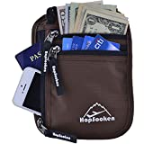 Hopsooken Travel Neck Pouch Passport Holder with Rfid - Best Reviews Guide