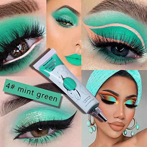 Eyeshadow Primer,Matte Eye Primer,Prevent Oily Lids Eye&Creasing Eye Primer,Long-lasting Waterproof&Smudgeproof…