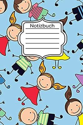 Notizbuch A5 Notizbuch Kariert Geschenk Zur Grundschule