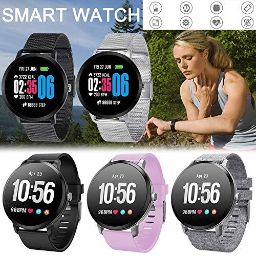 ethic Pulsera Actividad Reloj Inteligente Pulsera COLMI V11 Inteligente IP67 Reloj Impermeable Multifuncional Smartwatch