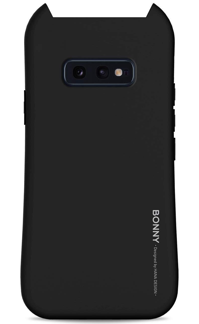 Funda para Galaxy S10e (gato negro)